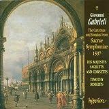 Gabrieli: The Canzonas and Sonatas from Sacrae Symphoniae 1597
