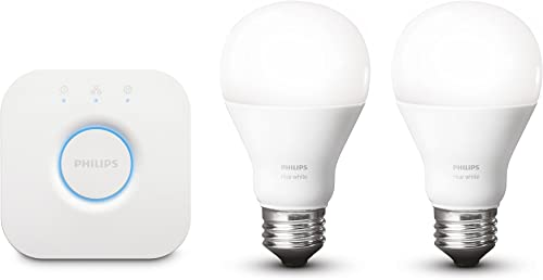 Philips Hue Lighting LED Starter Kit