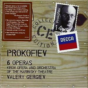Prokofiev: 6 Operas (Decca Collectors Edition)