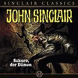 John Sinclair Classics - Folge 5: Sakuro, der Dämon