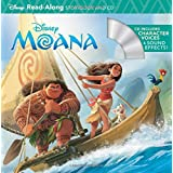Moana Read-Along Storybook & CD (Read-Along Storybook and CD)