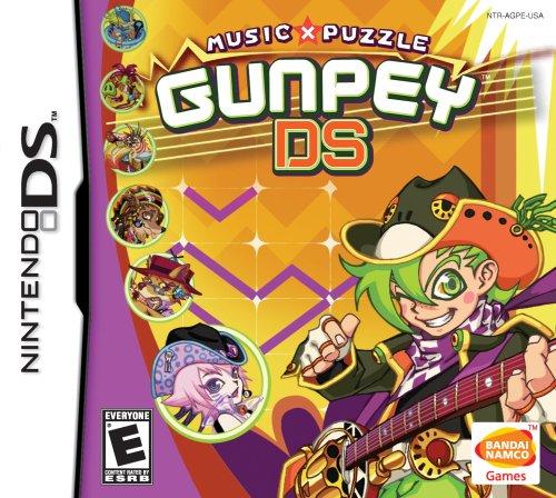 Gunpey DS - 1