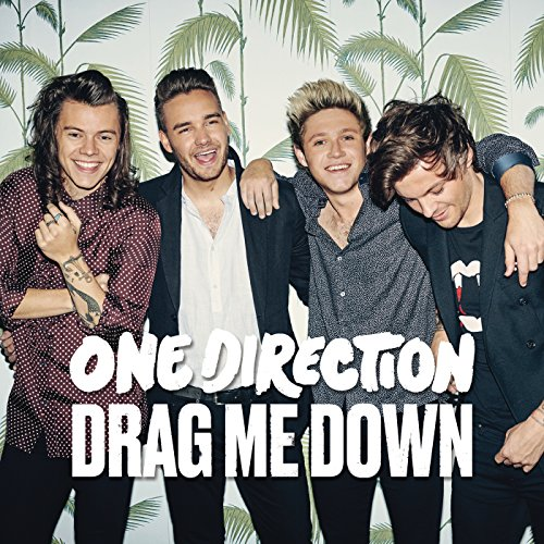 One Direction-Drag Me Down-CDS-FLAC-2015-VOLDiES Download