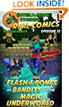 Minecraft: Flash and Bones vs Bandits...
