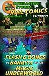 Minecraft: Flash and Bones vs Bandits...