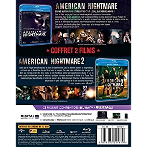 The American Nightmare Coffret : The Purge + The Purge: Anarchy [Blu-ray]