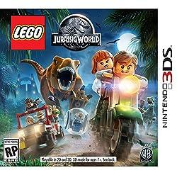 Lego Jurassic World 3DS (NTSC)
