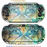 Decalrus Matte Protective Decal Skin Sticker for Sony PlayStation PSP Vita Handheld Game Console case cover Mat_PSPvita-145