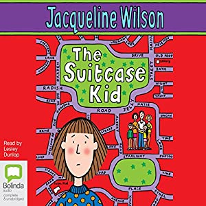 The Suitcase Kid Audiobook
