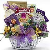 Get Well Soon Gourmet Food Gift Basket