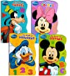 "Disney® Mickey Mouse ""My First Books"" (Set of 4 Shaped Board Books) from Bendon Publishing"