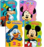 Disney® Mickey Mouse My First Books (Set of 4 Shaped Board Books)