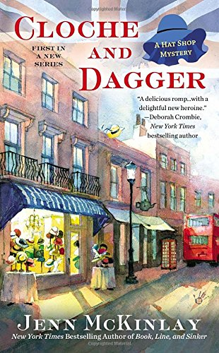 Image of Cloche and Dagger (A Hat Shop Mystery)