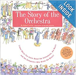 Great book (and accompanying CD) for learning about the Orchestra. CC Weeks 19-24