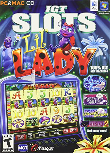 IGT Slots: Lil' Lady (Windows 8 Video Games compare prices)
