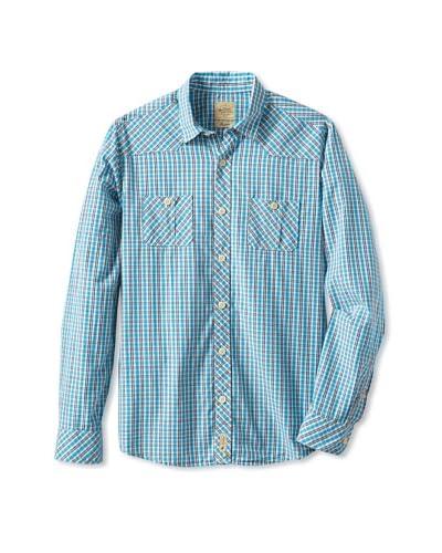 Rose Pistol Men's Bridgeport Checked Shirt