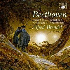 """Beethoven: Piano Sonatas """"Path�tique"""", """"Moonlight"""" & """"Appasionata"""""""