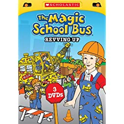 The Magic School Bus: Revving Up