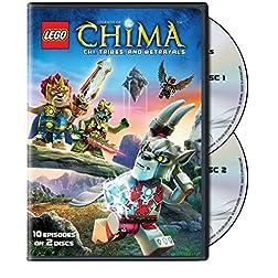 Lego: Legends of Chima: Season 1 - Part 2