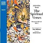 Spiritual Verses Hörbuch von Jalaloddin Rumi Gesprochen von: Anton Lesser
