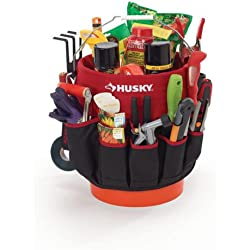 Husky 82079N14 Tool Bags Bucket Jockey - Red