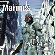 Marines: Crimson Worlds | [Jay Allan]