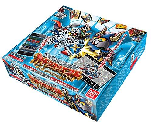 ナイトガンダム カードダスクエスト 第1弾 ラクロアの勇者 【KCQ01】 (BOX)