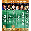 The Artists' Specials - 6 Video Collectors Set [VHS]