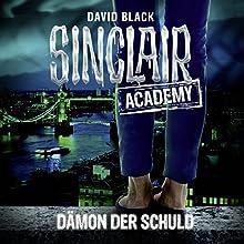 Dämon der Schuld (Sinclair Academy 8) Hörbuch von David Black Gesprochen von: Thomas Balou Martin