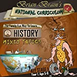 Brian Brain's National Curriculum KS1 Y1 History Mixed Topics   Russell Webster