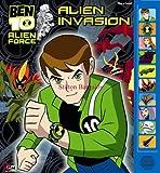 Ben 10 Alien Force - Alien Invasion Sound Book