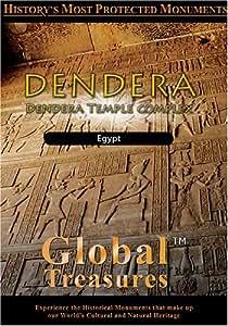Global Treasures  DENDERA Dendera Temple Complex Egypt