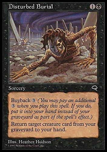 Magic: the Gathering - Disturbed Burial - Sepolcro Violato - Tempest