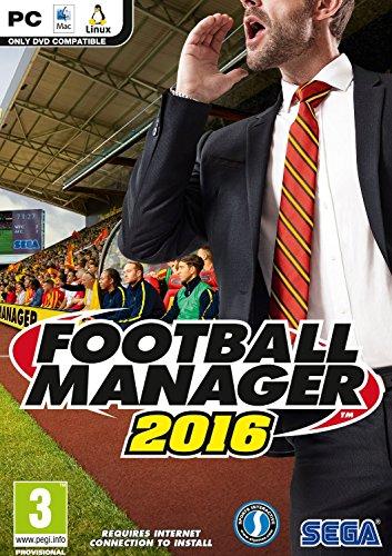 Football Manager 2016 (PC DVD) (輸入版)