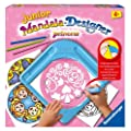 Ravensburger - 29893 - Loisir Cr�atif - Junior Mandala - Princesses