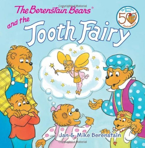 The Berenstain Bears and the Tooth Fairy (Berenstain Bears (8x8)) by Jan Berenstain (28-Aug-2012) Paperback (Berenstain Bears Tooth Fairy compare prices)