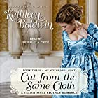 Cut from the Same Cloth: My Notorious Aunt, Book 3 Hörbuch von Kathleen Baldwin Gesprochen von: Beverley A. Crick