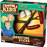 """51002 Features: -Roast up a marshmallow.-Toast up a hot dog.-1.5"""" H x 1.5"""" W x 10.5"""" D, 0.25 lb. Construction: -Durable and hefty construction. Collection: -Campfire Kids collection."""