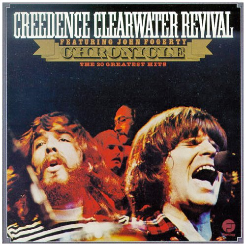 Creedence Clearwater Revival - Chronicle (The 20 Greatest Hits) - Zortam Music