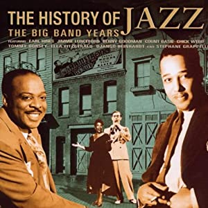 Various Artists - History of Jazz/Big Band Years - Amazon ...