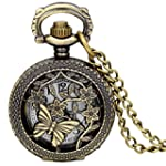 JewelryWe Montre de Poche � Gousset P...