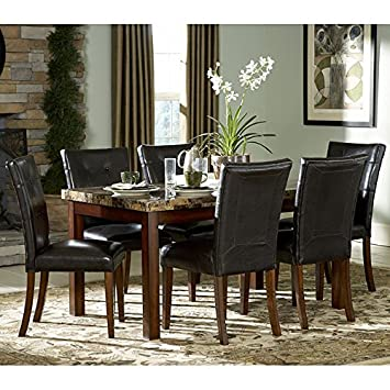 Achillea Dining Room Set with 60 inch Table