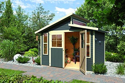 Gartenhäuser aus Holz   zeitlos und gemütlich   Gartenhaus kaufen