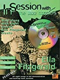 In Session with Ella Fitzgerald: (Piano,Vocal,Guitar) by Ella Fitzgerald (1-Jan-2000) Sheet music