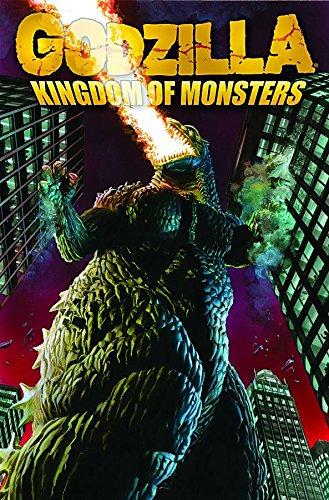 Godzilla: Kingdom of Monsters Volume 1