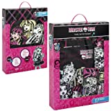 Monster High -  Set regalo escolar 4 pzas.