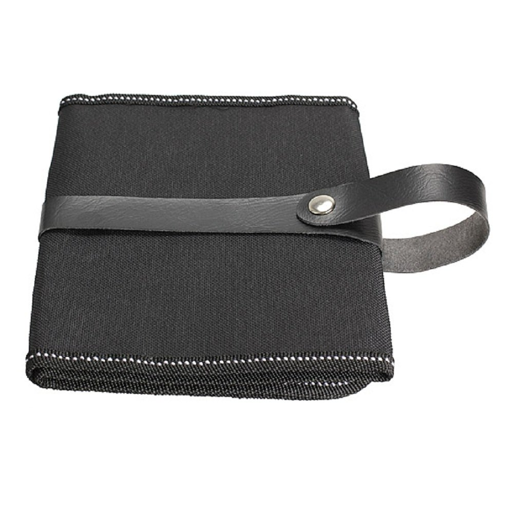 Canvas Strap Roll Vktech Black Canvas Roll-up