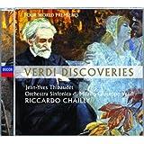 Verdi: Discoveries