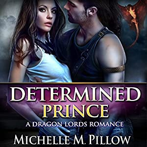 Determined Prince Audiobook