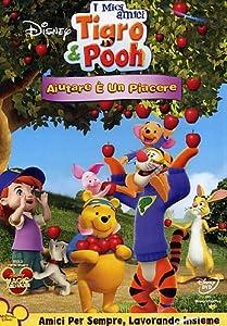 Amazon.com: I Miei Amici Tigro E Pooh - Aiutare E' Un